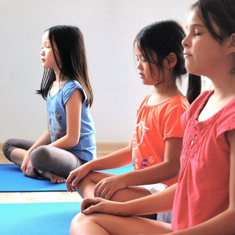 Can Yoga Help To Calm Your Child?